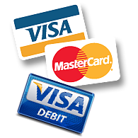 Безналичная оплата банковскими картами