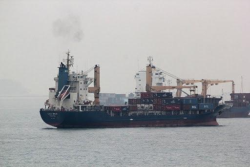 Морская доставка из Японии!