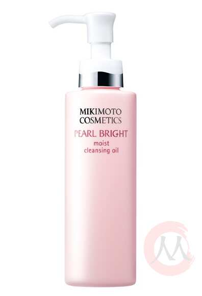 MIKIMOTO COSMETICS PEARL BRIGHT Moist Cleansing Oil Очищающее масло для лица, 150 мл