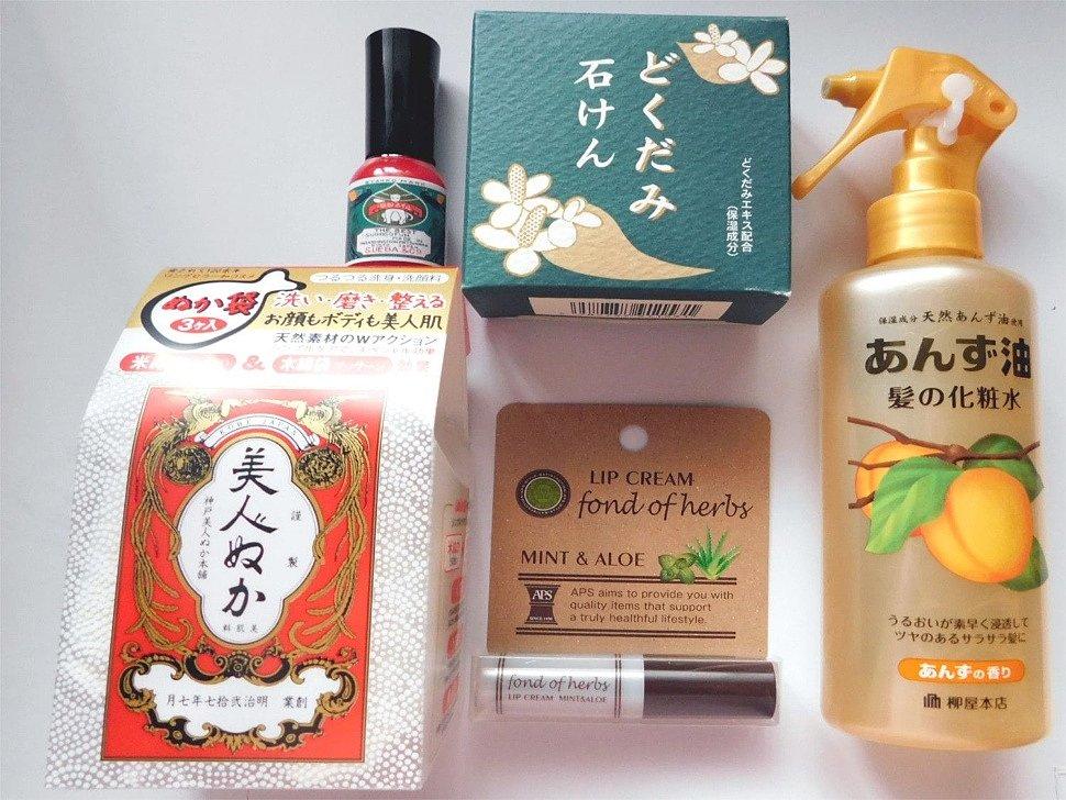 Купить японскую натуральную косметику в интернет магазине Мирай